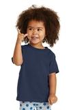 Toddler 5.4-oz 100 Cotton T-shirt Navy Thumbnail