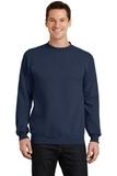 7.8-oz Crewneck Sweatshirt Navy Thumbnail