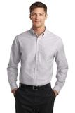 Superpro Oxford Shirt Gusty Grey Thumbnail
