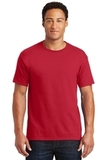 50/50 Cotton / Poly T-shirt True Red Thumbnail