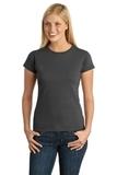 Women's Softstyle Ring Spun Cotton T-shirt Charcoal Thumbnail