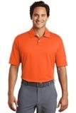 Nike Golf Dri-FIT Pebble Texture Polo Shirt Brilliant Orange Thumbnail