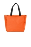 Essential Zip Tote Neon Orange Thumbnail
