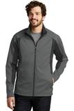 Eddie Bauer Trail Soft Shell Jacket Metal Grey with Grey Steel Thumbnail