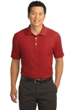 Nike Golf Dri-FIT Classic Polo Shirt Varsity Red Thumbnail