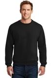 Super Sweats Crewneck Sweatshirt Black Thumbnail