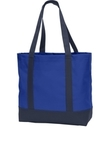 Day Tote Twilight Blue with Navy Thumbnail