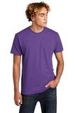 Next Level Unisex CVC Tee Purple Rush Thumbnail