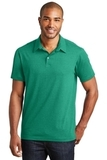 Meridian Cotton Blend Polo Verdant Green Thumbnail