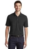 Dry Zone UV MicroMesh Polo Deep Black Thumbnail