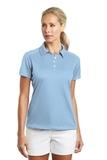 Women's Nike Golf Dri-FIT Pebble Texture Shirt Cirrus Blue Thumbnail