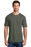 Men's Perfect Blend Crew Tee Heathered Olive Thumbnail