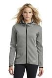 Women's OGIO ENDURANCE Stealth Full-Zip Jacket Heather Grey Thumbnail