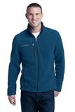 Eddie Bauer Full-zip Fleece Jacket Deep Sea Blue Thumbnail