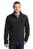 Eddie Bauer Soft Shell Jacket Black Thumbnail