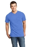 Young Men's Very Important Tee V-neck Heathered Royal Thumbnail