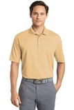 Nike Golf Dri-FIT Micro Pique Polo Shirt Pale Vanilla Thumbnail