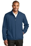 Zephyr Full-Zip Jacket Admiral Blue Thumbnail