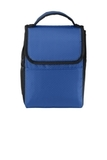 Lunch Bag Cooler Twilight Blue with Black Thumbnail