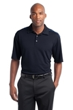 Nike Golf Dri-FIT Graphic Polo Navy with Signal Blue Thumbnail