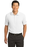 Nike Golf Dri-FIT Classic Polo Shirt White Thumbnail