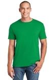 Softstyle Ring Spun Cotton T-shirt Irish Green Thumbnail