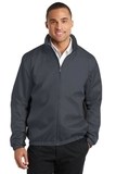Core Colorblock Wind Jacket Battleship Grey with Black Thumbnail