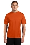 Competitor Tee Deep Orange Thumbnail