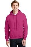 Heavyblend Hooded Sweatshirt Heliconia Thumbnail