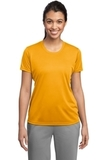 Women's PosiCharge Competitor Tee Gold Thumbnail