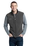 Eddie Bauer Fleece Vest Grey Steel Thumbnail