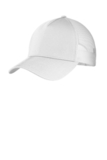 Competitor Mesh Back Cap White with White Thumbnail
