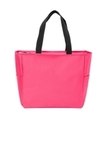 Essential Zip Tote Neon Pink Thumbnail