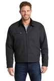 Duck Cloth Work Jacket Charcoal Thumbnail