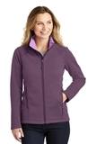 Women's The North Face Ridgeline Soft Shell Jacket TNF Blackberry Wine Thumbnail