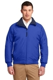 Challenger Jacket True Royal with True Navy Thumbnail