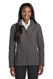 Women's Collective Soft Shell Jacket Graphite Thumbnail