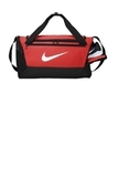 Nike Small Brasilia Duffel University Red Thumbnail