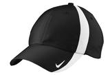 Nike Golf Nike Sphere Dry Cap Black with White Thumbnail