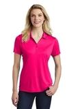 Women's Competitor Polo Pink Raspberry Thumbnail