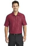 Nike Golf Dri-FIT Embossed Polo Team Red Thumbnail