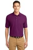 Silk Touch Polo Shirt A Best Selling Uniform Polo Deep Berry Thumbnail