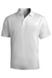 Men's Dry-mesh Hi-performance Polo White Thumbnail