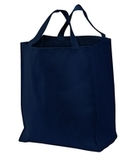 Grocery Tote Navy Thumbnail