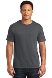 50/50 Cotton / Poly T-shirt Charcoal Grey Thumbnail