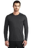OGIO ENDURANCE Long Sleeve Pulse Crew Blacktop Thumbnail