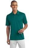 Tall Silk Touch Performance Polo Teal Green Thumbnail