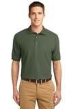 Silk Touch Polo Shirt A Best Selling Uniform Polo Clover Green Thumbnail