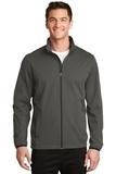 Active Soft Shell Jacket Grey Steel Thumbnail