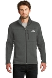 The North Face Sweater Fleece Jacket TNF Black Heather Thumbnail